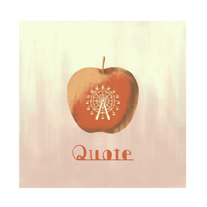 1st Album</br> 「Quote」